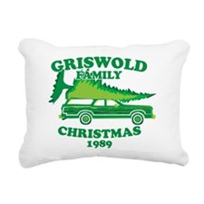 Griswold Family Christmas Rectangular Canvas Pillo