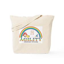 Agility-Celebrate Diversity Tote Bag