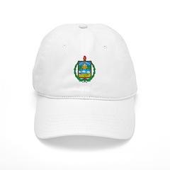 Camaguey Coat Of Arms Baseball Cap