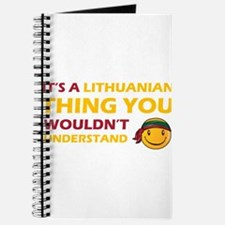 Lithuanian smiley designs Journal