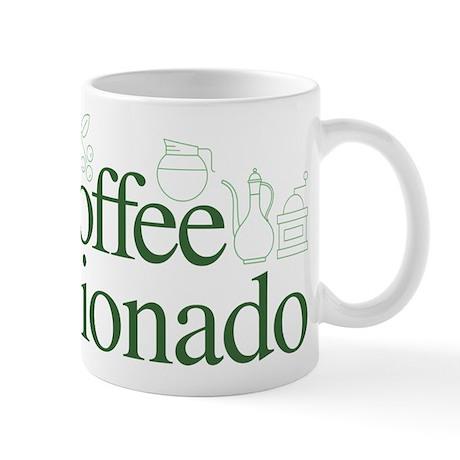 Coffee Aficionado Mug