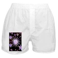 Sparkling Stars Boxer Shorts