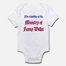Ministry of Funny Walks Onesie