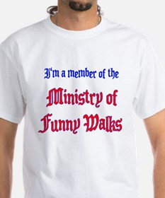 Ministry of Funny Walks Shirt