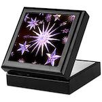 Sparkling Stars Keepsake Box