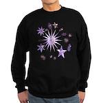 Sparkling Stars Sweatshirt (dark)