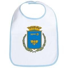 Havana Coat Of Arms Bib