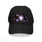 Sparkling Stars Black Cap