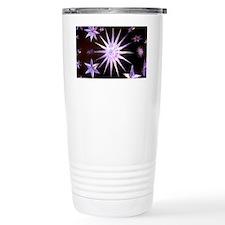 Sparkling Stars Travel Coffee Mug