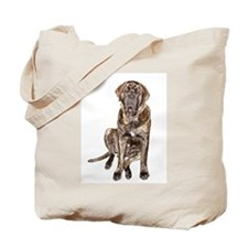 Mr Quinn Mastiff Tote Bag