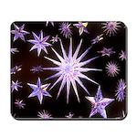Sparkling Stars Mousepad