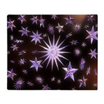 Sparkling Stars Throw Blanket
