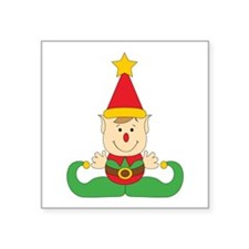 Reginald the Elf Sticker