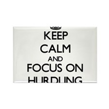Keep calm and focus on Hurdling Magnets
