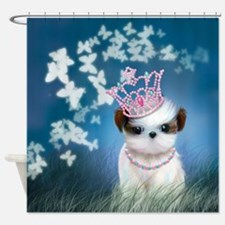 The Princess Shower Curtain