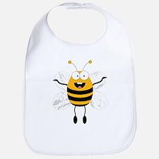 Flying Bee Bib