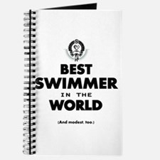 The Best in the World Best Swimmer Journal