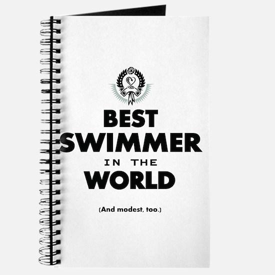 The Best in the World Best Swimmer Journal