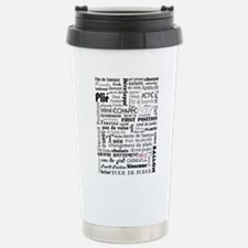 Funny Choreographer Travel Mug