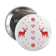 Scandi 2.25&Quot; Button (10 Pack)