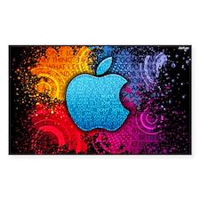 Apple Decal