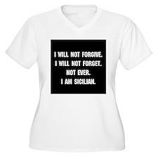 Sicilian Plus Size T-Shirt