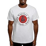 Bujinkan Mens Light T-shirts