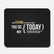 Motivational Quotes Mousepad