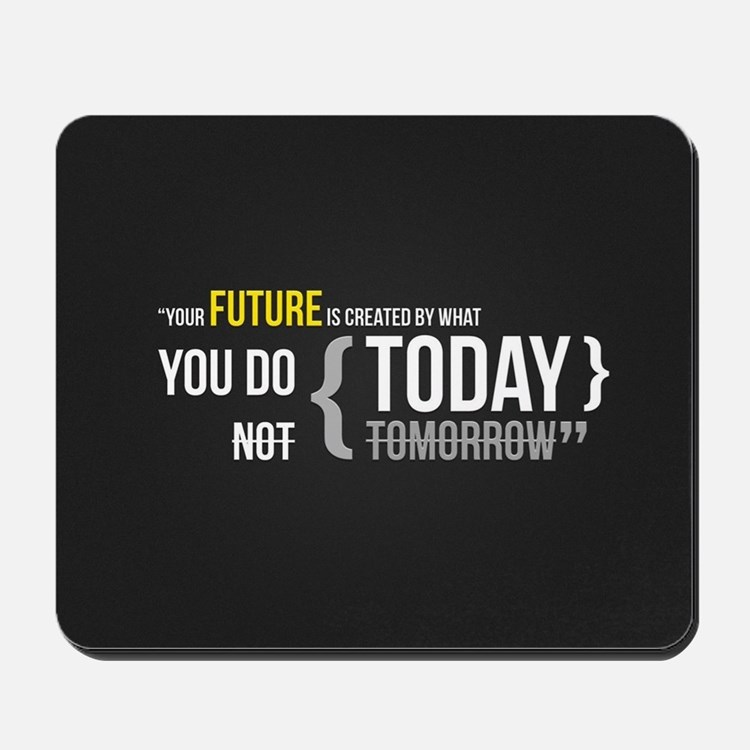 Motivational Quotes Mousepad