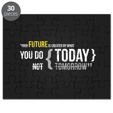 Motivational Quotes Puzzle