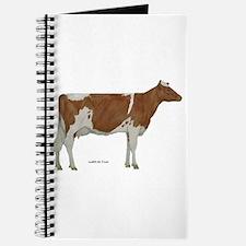 Golden Guernsey cow Journal