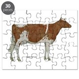Guernsey cow Puzzles