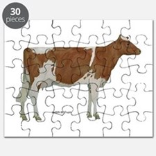 Golden Guernsey cow Puzzle