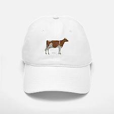 Golden Guernsey cow Baseball Baseball Cap