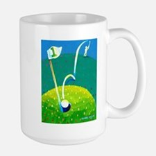 'Hole in One!' Mug