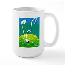 'Hole in One!' Mug