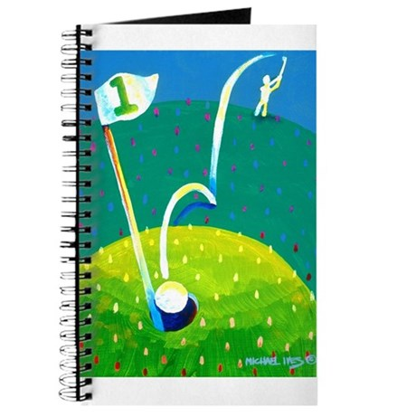 'Hole in One!' Journal