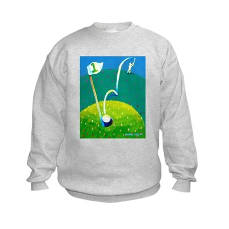 'Hole in One!' Kids Sweatshirt