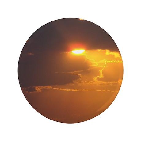 """Sunset 3.5"""" Button"""