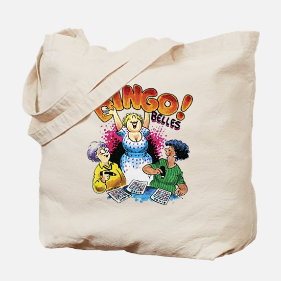 Bingo Belles Tote Bag