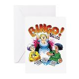 Bingo Greeting Cards (10 Pack)