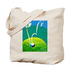 Hole in One! Tote Bag