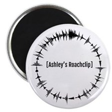 Ashley's Roachclip loop Magnets