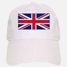 UK Flag Baseball Baseball Cap