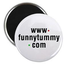 Funny Tummy Magnet