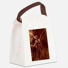 Oh My Angel Canvas Lunch Bag