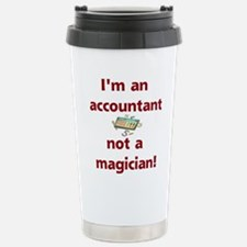 Cool Finance Travel Mug