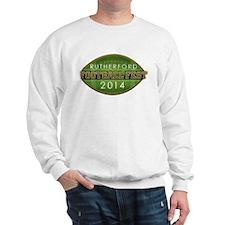 Adult Sweatshirt - Rutherford Football Fest 2014