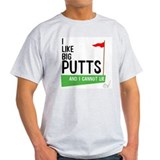 Golf Mens Light T-shirts