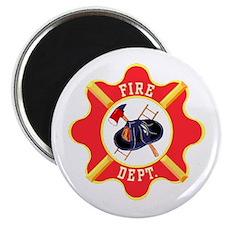 Firefighter Magnet